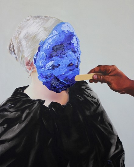 TANYA POOLE, Body Double 2013, Oil on Canvas