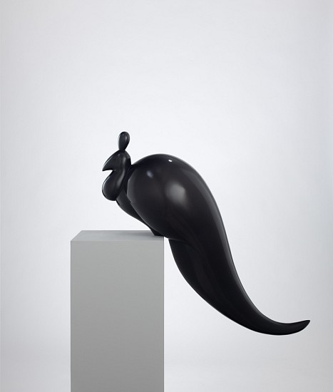 BRETT MURRAY, COCK 2019, Bronze